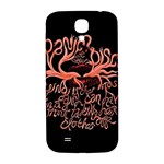 Panic At The Disco   Lying Is The Most Fun A Girl Have Without Taking Her Clothes Samsung Galaxy S4 I9500/I9505  Hardshell Back Case