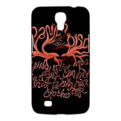 Panic At The Disco   Lying Is The Most Fun A Girl Have Without Taking Her Clothes Samsung Galaxy Mega 6 3  I9200 Hardshell Case by Onesevenart