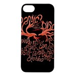 Panic At The Disco   Lying Is The Most Fun A Girl Have Without Taking Her Clothes Apple iPhone 5S/ SE Hardshell Case