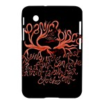 Panic At The Disco   Lying Is The Most Fun A Girl Have Without Taking Her Clothes Samsung Galaxy Tab 2 (7 ) P3100 Hardshell Case