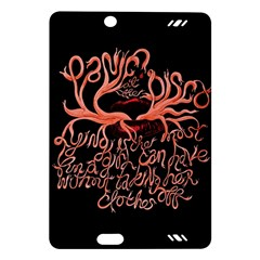 Panic At The Disco   Lying Is The Most Fun A Girl Have Without Taking Her Clothes Amazon Kindle Fire Hd (2013) Hardshell Case by Onesevenart