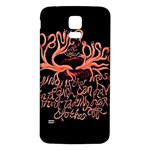 Panic At The Disco   Lying Is The Most Fun A Girl Have Without Taking Her Clothes Samsung Galaxy S5 Back Case (White)