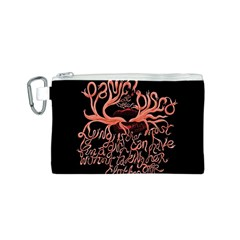 Panic At The Disco   Lying Is The Most Fun A Girl Have Without Taking Her Clothes Canvas Cosmetic Bag (s) by Onesevenart
