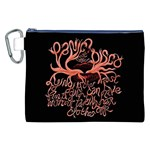 Panic At The Disco   Lying Is The Most Fun A Girl Have Without Taking Her Clothes Canvas Cosmetic Bag (XXL)