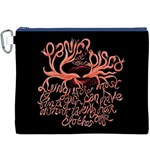 Panic At The Disco   Lying Is The Most Fun A Girl Have Without Taking Her Clothes Canvas Cosmetic Bag (XXXL)