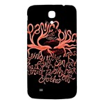 Panic At The Disco   Lying Is The Most Fun A Girl Have Without Taking Her Clothes Samsung Galaxy Mega I9200 Hardshell Back Case
