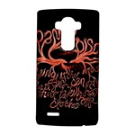 Panic At The Disco   Lying Is The Most Fun A Girl Have Without Taking Her Clothes LG G4 Hardshell Case
