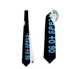Panic At The Disco Northern Downpour Lyrics Metrolyrics Neckties (one Side)  by Onesevenart