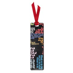 Panic At The Disco Northern Downpour Lyrics Metrolyrics Small Book Marks by Onesevenart