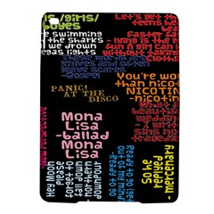 Panic At The Disco Northern Downpour Lyrics Metrolyrics Ipad Air 2 Hardshell Cases by Onesevenart