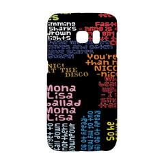 Panic At The Disco Northern Downpour Lyrics Metrolyrics Galaxy S6 Edge by Onesevenart