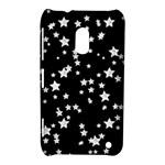 Black And White Starry Pattern Nokia Lumia 620