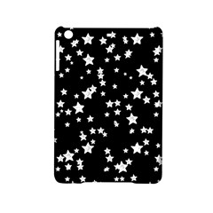 Black And White Starry Pattern Ipad Mini 2 Hardshell Cases by DanaeStudio