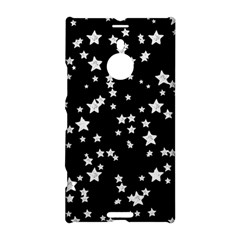 Black And White Starry Pattern Nokia Lumia 1520 by DanaeStudio