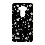 Black And White Starry Pattern LG G4 Hardshell Case