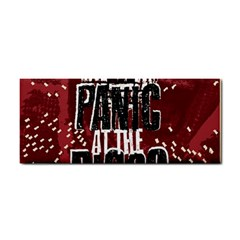 Panic At The Disco Poster Hand Towel by Onesevenart