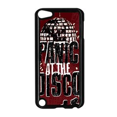 Panic At The Disco Poster Apple Ipod Touch 5 Case (black) by Onesevenart
