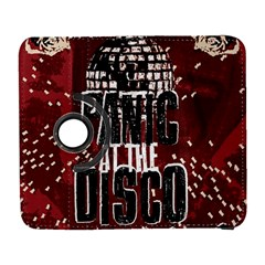 Panic At The Disco Poster Samsung Galaxy S  Iii Flip 360 Case by Onesevenart