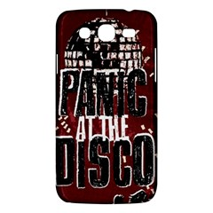 Panic At The Disco Poster Samsung Galaxy Mega 5 8 I9152 Hardshell Case  by Onesevenart
