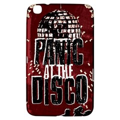 Panic At The Disco Poster Samsung Galaxy Tab 3 (8 ) T3100 Hardshell Case  by Onesevenart
