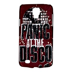 Panic At The Disco Poster Galaxy S4 Active by Onesevenart