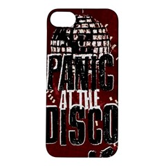 Panic At The Disco Poster Apple Iphone 5s/ Se Hardshell Case by Onesevenart