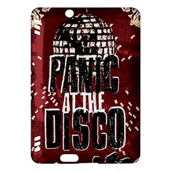 Panic At The Disco Poster Kindle Fire Hdx Hardshell Case by Onesevenart