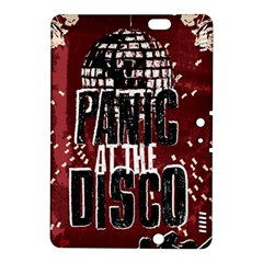 Panic At The Disco Poster Kindle Fire Hdx 8 9  Hardshell Case by Onesevenart