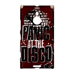 Panic At The Disco Poster Nokia Lumia 1520 by Onesevenart