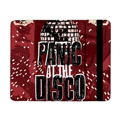 Panic At The Disco Poster Samsung Galaxy Tab Pro 8 4  Flip Case by Onesevenart