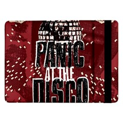 Panic At The Disco Poster Samsung Galaxy Tab Pro 12 2  Flip Case by Onesevenart