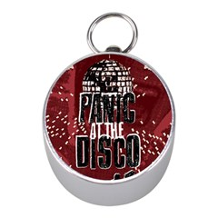 Panic At The Disco Poster Mini Silver Compasses by Onesevenart