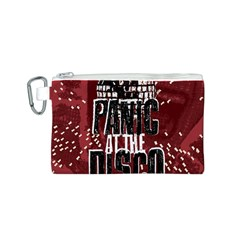 Panic At The Disco Poster Canvas Cosmetic Bag (s) by Onesevenart