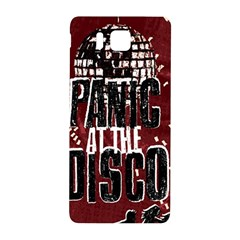 Panic At The Disco Poster Samsung Galaxy Alpha Hardshell Back Case by Onesevenart