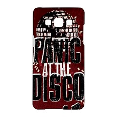 Panic At The Disco Poster Samsung Galaxy A5 Hardshell Case  by Onesevenart