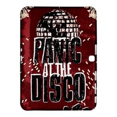 Panic At The Disco Poster Samsung Galaxy Tab 4 (10 1 ) Hardshell Case  by Onesevenart