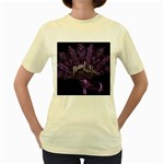 Panic At The Disco Women s Yellow T-Shirt