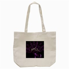 Panic At The Disco Tote Bag (cream) by Onesevenart