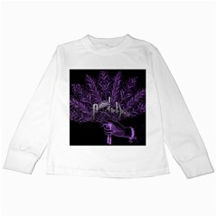 Panic At The Disco Kids Long Sleeve T Shirts by Onesevenart