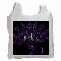 Panic At The Disco Recycle Bag (one Side) by Onesevenart