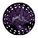 Panic At The Disco Ornament (Round Filigree)