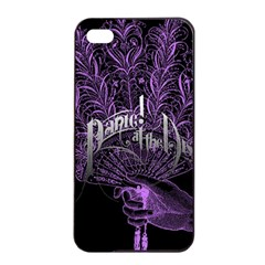 Panic At The Disco Apple Iphone 4/4s Seamless Case (black) by Onesevenart