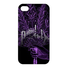 Panic At The Disco Apple Iphone 4/4s Premium Hardshell Case by Onesevenart