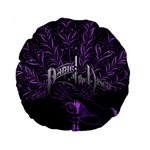 Panic At The Disco Standard 15  Premium Round Cushions
