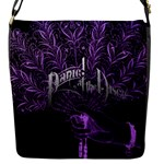 Panic At The Disco Flap Messenger Bag (S)
