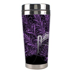 Panic At The Disco Stainless Steel Travel Tumblers by Onesevenart