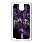 Panic At The Disco Samsung Galaxy Note 3 N9005 Case (White)