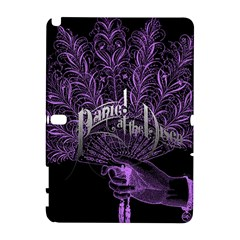 Panic At The Disco Samsung Galaxy Note 10 1 (p600) Hardshell Case by Onesevenart