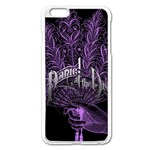 Panic At The Disco Apple iPhone 6 Plus/6S Plus Enamel White Case