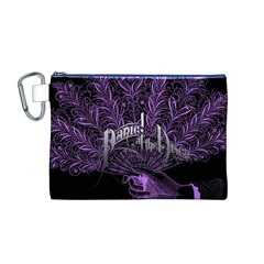 Panic At The Disco Canvas Cosmetic Bag (m) by Onesevenart